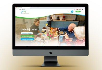 Website van De Rijnhoven